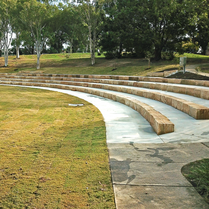 School Amphitheatre Seating